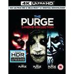 Uhd film The Purge Trilogy (4K UHD+BD+UV) [Blu-ray] [2017]